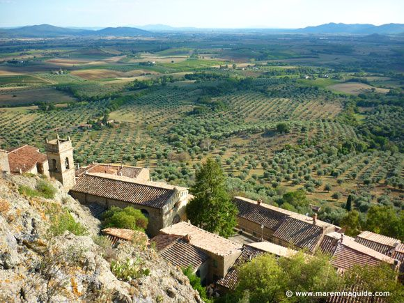 Montemassi Maremma Tuscany and a special place to stay