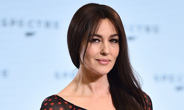 Monica Bellucci: 'I'm not a Bond girl, I'm a Bond woman'
