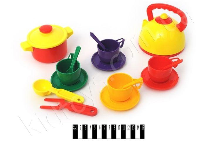 Набір посуду з каструлею (16пр.) Ю, игрушки дисней, лучшие настольные игры мира, все игрушки, контейнер для игрушек, куклы для мальчиков, игрушки шляйх