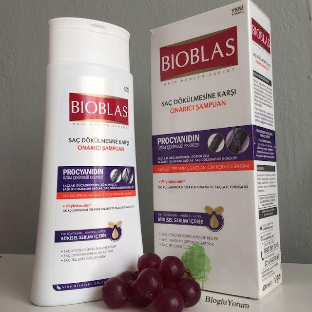 Bioblas Sac Dokulmesine Karsi Onarici Sampuan Incelemesi Sampuan