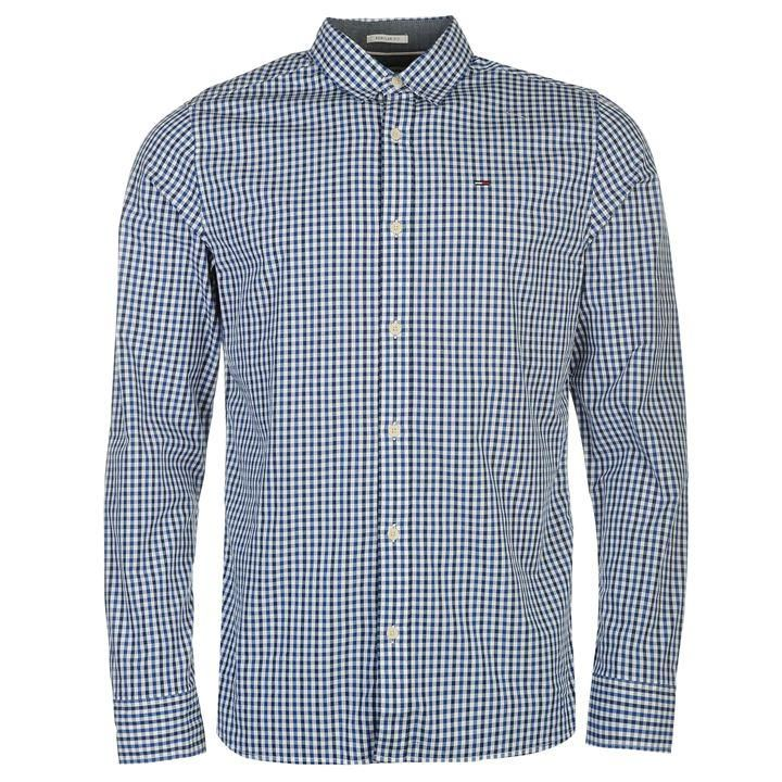 Hilfiger Denim | Hilfiger Denim Gingham Long Sleeve Shirt | Long Sleeved Shirts