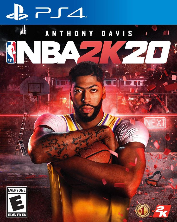 NBA 2K20 PlayStation 4 in 2020 Xbox one games, Ios