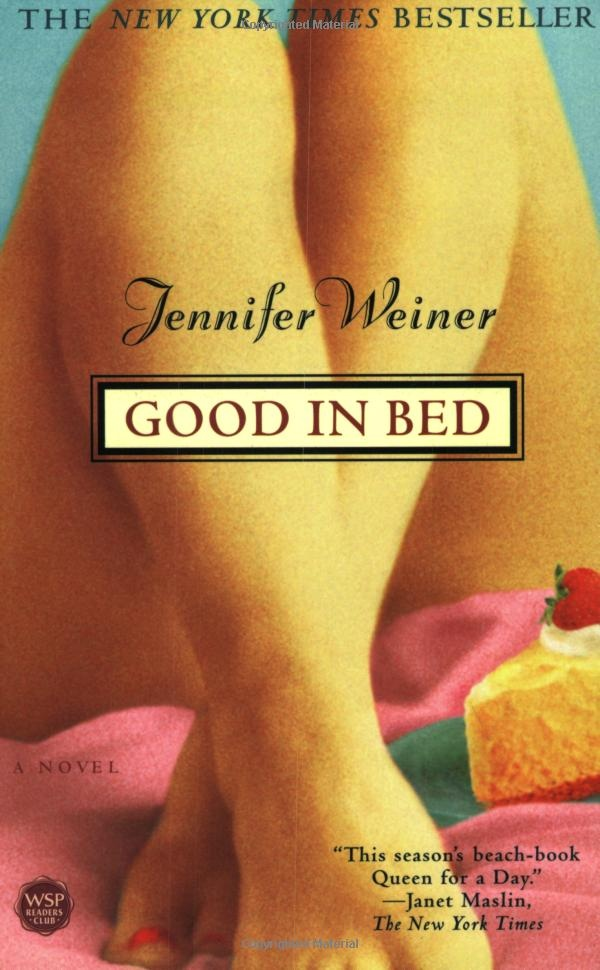 My favorite Jennifer Weiner book. She really sucks you in and helps you find a way to relate to her feelings. Funny and gritty. It was a fun read.