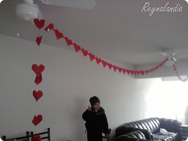 decorar la casa para el 14 de febrero