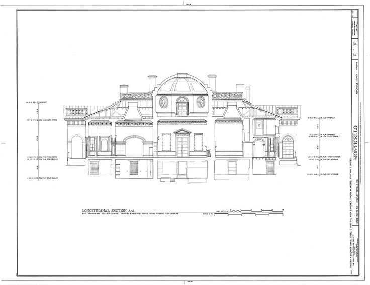 17 best images about monticello on pinterest basement for Monticello house plans