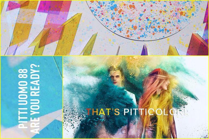 Pitti Uomo 88: un'edizione a colori per la SS16 Franceschetti