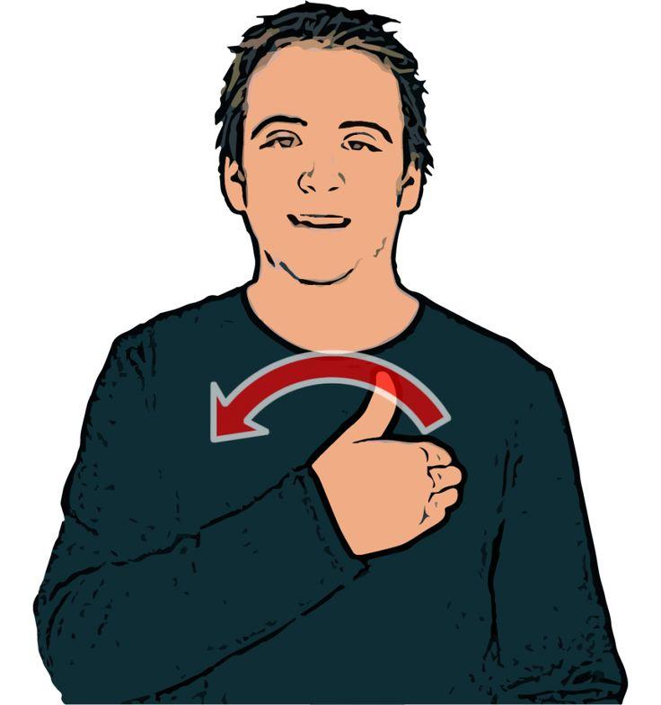 Morning - British Sign Language (BSL)