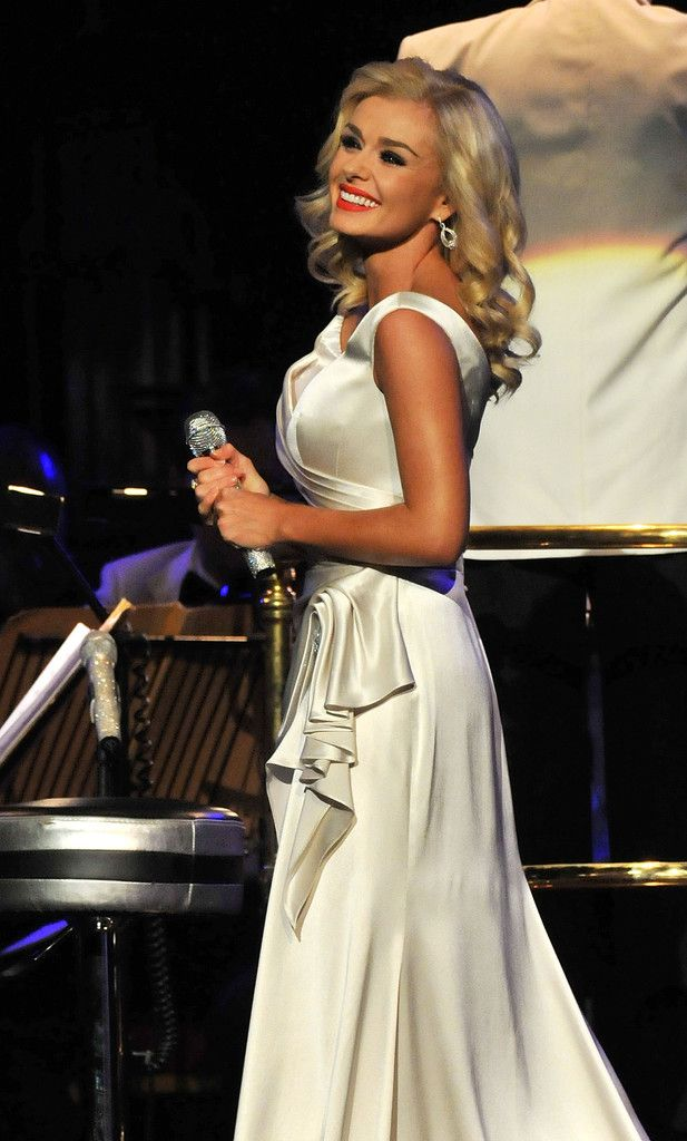 Katherine Jenkins - Katherine Jenkins Performs At The Royal Albert Hall