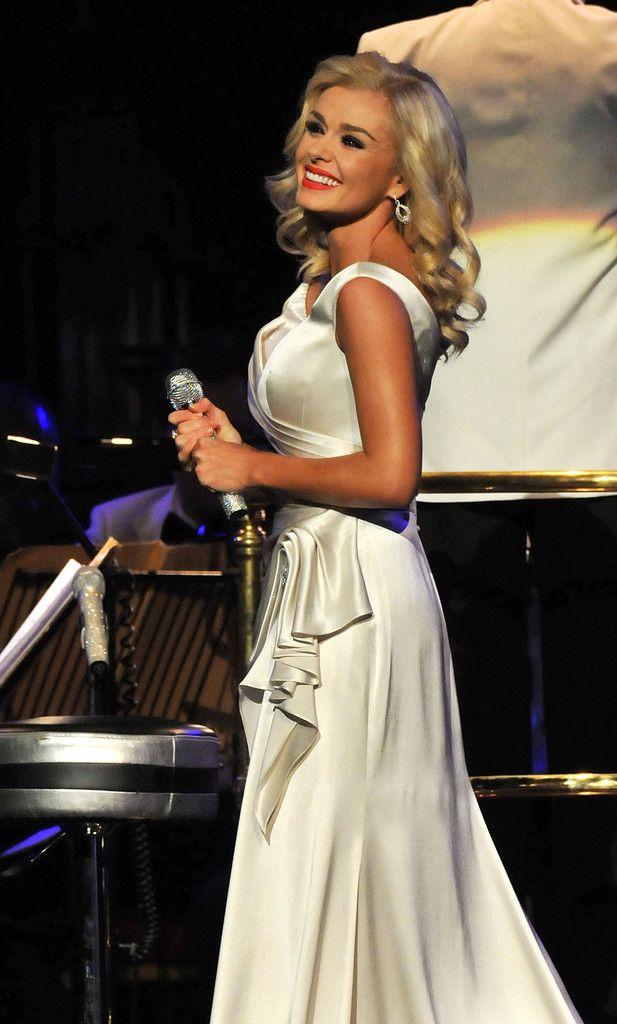 Katherine Jenkins - Katherine Jenkins Performs At The Royal Albert Hall