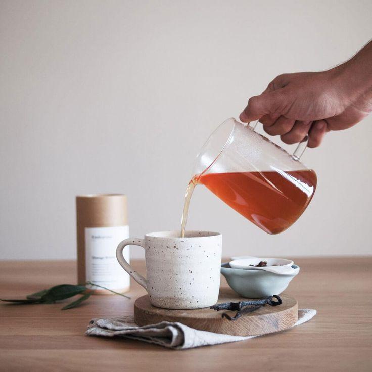 Endeavour Tea — Orange Brûlée — Dessert-inspired hand-blended loose leaf tisane