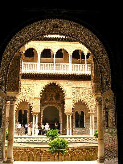 Reales Alcázares (Sevilla)