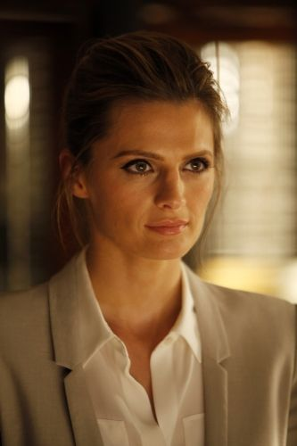 TV SHOWS: Stana Katic on Castle (Season 6)