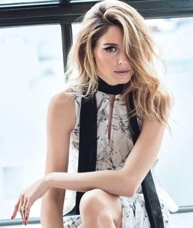 Olivia Palermo for Allure
