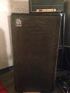 Amazing Original Ampeg xer SVT Bassbox Cabinet Kein Reissue in Berlin Friedrichshain