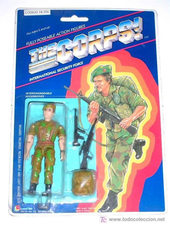 1980s Vintage Lanard Toys The Corps Hammer