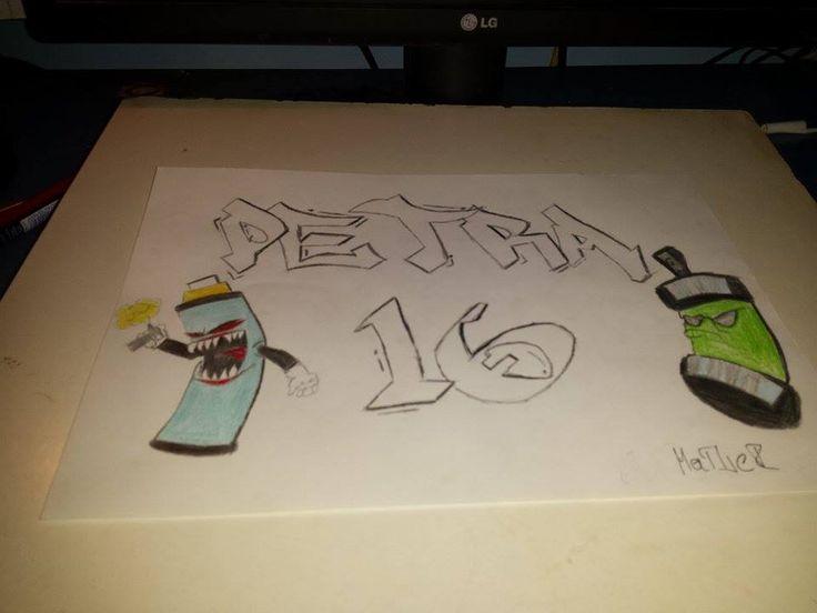 Petra Birthday Draw :3