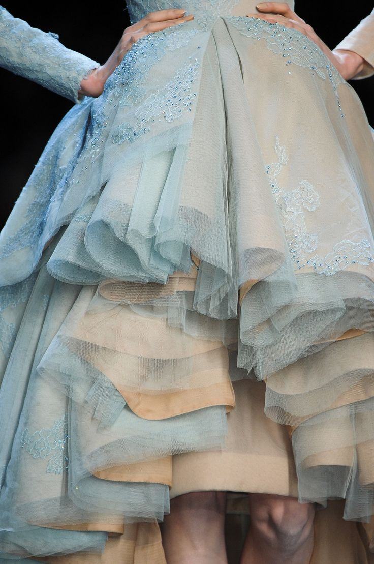 Christian Dior at Couture Spring 2011 (Details)
