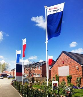 House Builder Flagpoles