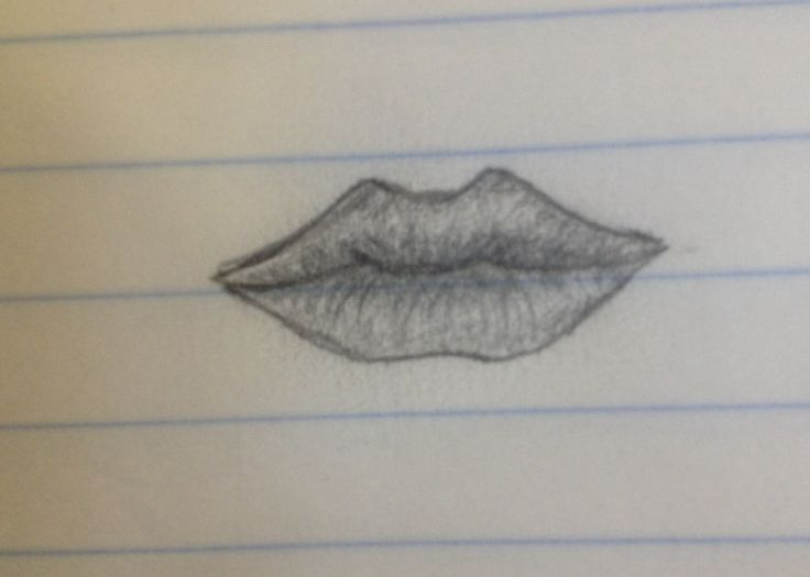 How to Draw Realistic Lips | Art 101 | Pinterest