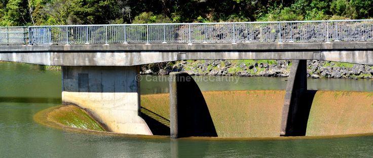 Lower Huia Dam