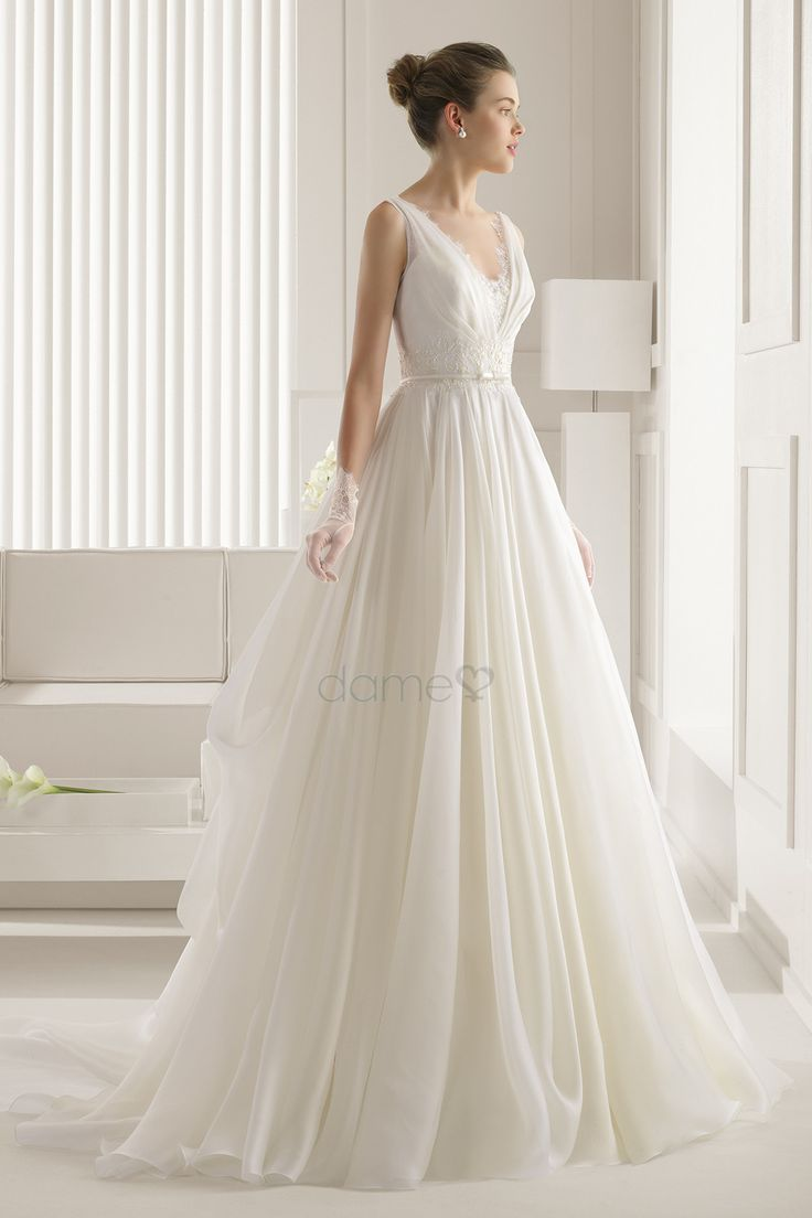 29 best Brautkleider images on Pinterest | Wedding dressses, Bridal ...