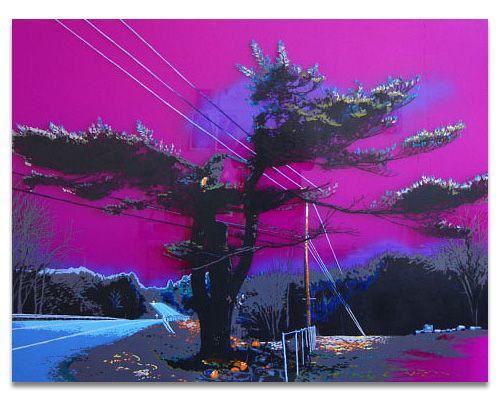 Tree after Magebta by Cara Enteles .