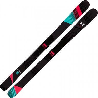 Volkl Kenja Flat Alpine Skis 2017 - 170