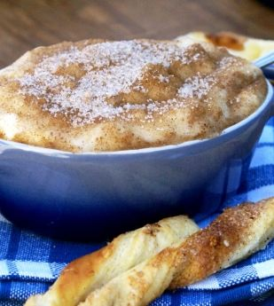 Recipes - I Love Cooking, How to cook South African recipes.      Milk Tart Custard