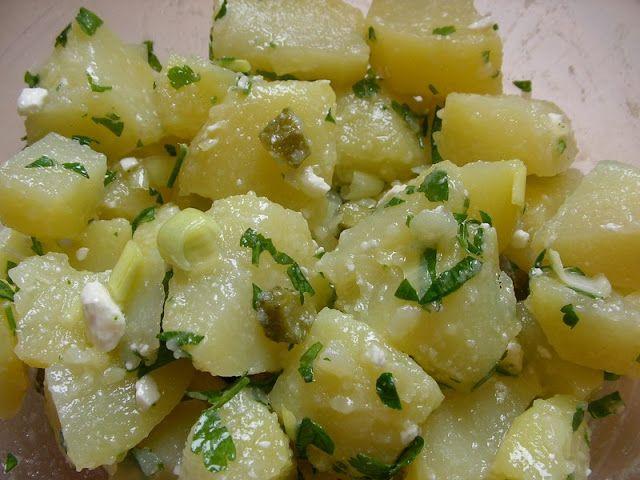 Ensalada de patata francesa