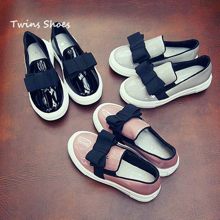 2016 новых осенью дети белый платформа кроссовки для детей бренда черные кроссовки мальчиков спортивная обувь девочек бабочка кроссовки
