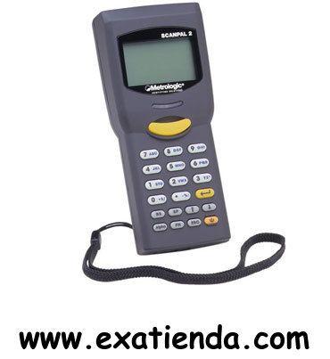 Ya disponible Lcb Honeywell scanpal 2ce eu   (por sólo 566.99 € IVA incluído):   -Viene con un programa Generador de Aplicaciones. También se puede programar en C y en Basic utilizando el compilador adecuado de Metrologic. -Compacta, ligera y muy fácil de usar. -Lector integrado de códigos de barras CCD . -Pantalla Gráfica LCD de 128 x 64 puntos con iluminación. -Interfaces: RS232, teclado PC e IrDA. - Usa pilas alcalinas ó NiMH recargables. ( incluida) -Con 1 MB pa