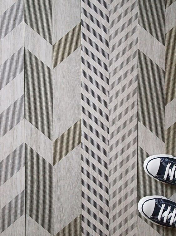 244 best images about s on pinterest floor patterns for Chevron laminate flooring