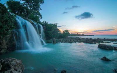 80 Gambar Air Terjun Toroan Sampang Terlihat Keren