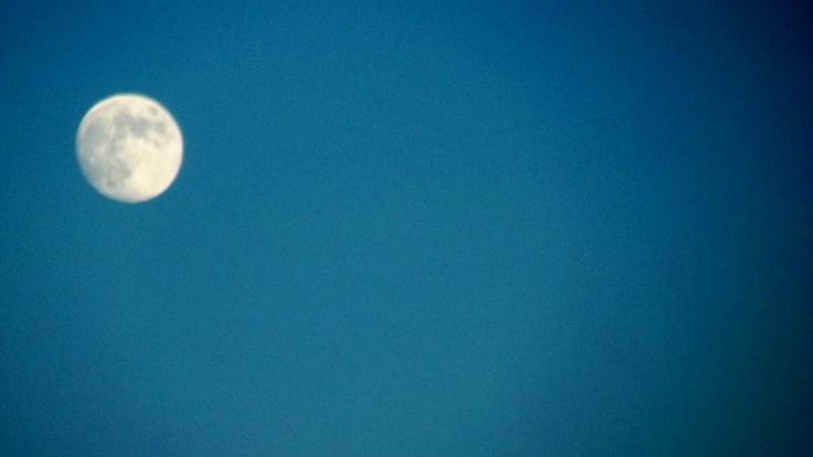 the Moon :)