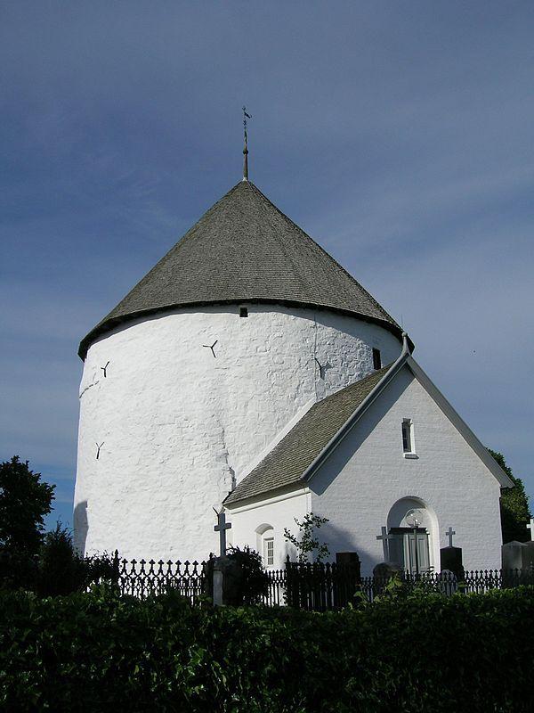 Nylars rundkirke - Denmark