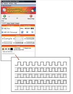 Printables Handwriting Worksheets Maker 1000 images about handwriting worksheet maker on pinterest easy made worksheets