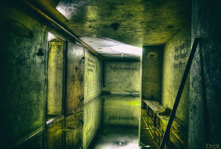 Urbex, Urbanexploration, Abandoned, Lost Places, Rotten, Decay, Bunker