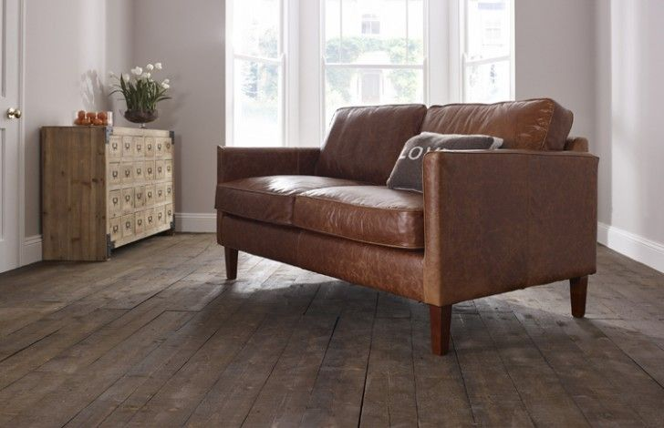 Image result for small leather couches