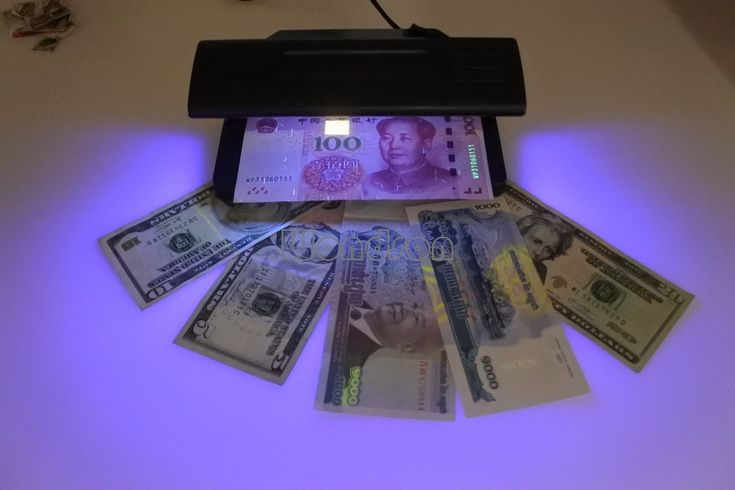 how to get rid of counterfeit money without getting caught