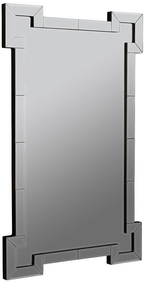 Buy Cooper Classics Signa 38x24 Rectangular Layered Frameless Wall Mirror on sale online