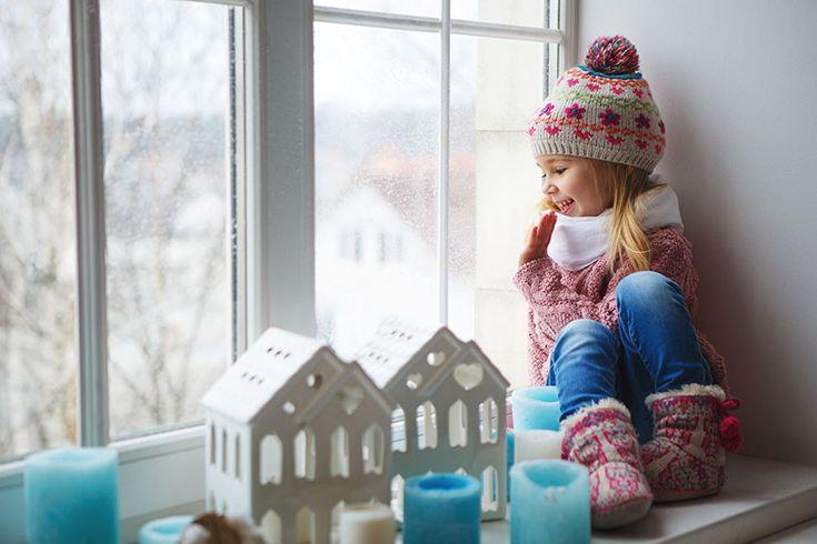 Una tata per le vacanze invernali?