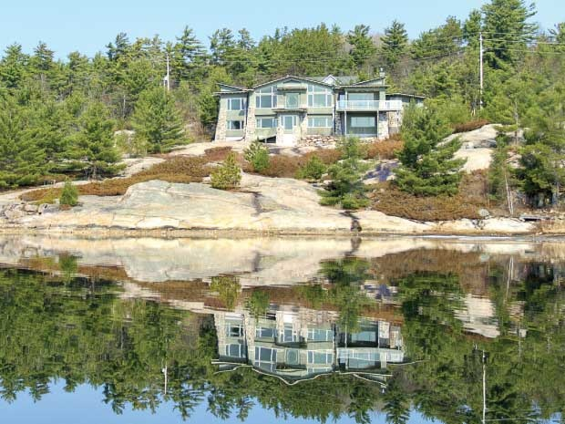 For Sale Georgian Bay Home Awesome Southern Vistas This