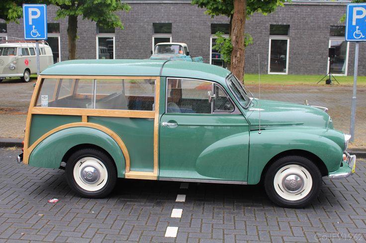 1967 - Morris Minor 1000 Traveller - AE-14-46