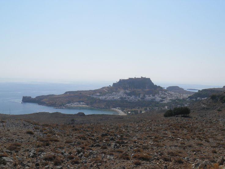 https://flic.kr/p/as7pRH | Acropolis of Lindos