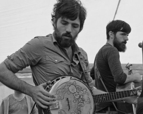 The Avett Brothers.  Two of my favorite men.  Enjoy them with your feet moving or swinging and your body rocking or swaying...