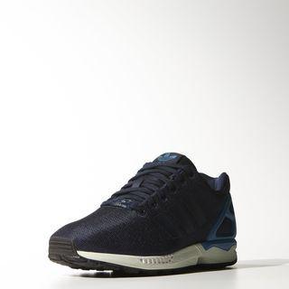 adidas - Scarpe ZX Flux Dark Blue / Dark Blue / Hero Blue B34137