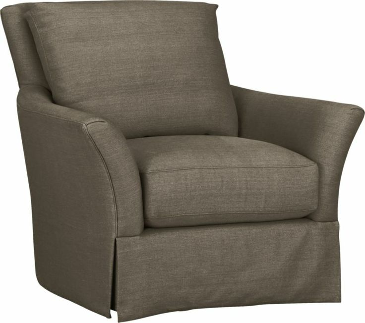 Haven Swivel Chair Crate And Barrel