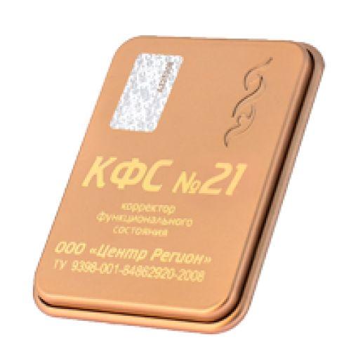 Piastra di Kolzov - n. 21 - Purificazione catene e fatture e ricarica - Serie GOLD 175€ - Idealandia