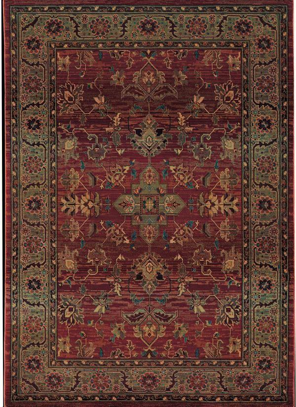 sphinx kharma 836c red green area rugs