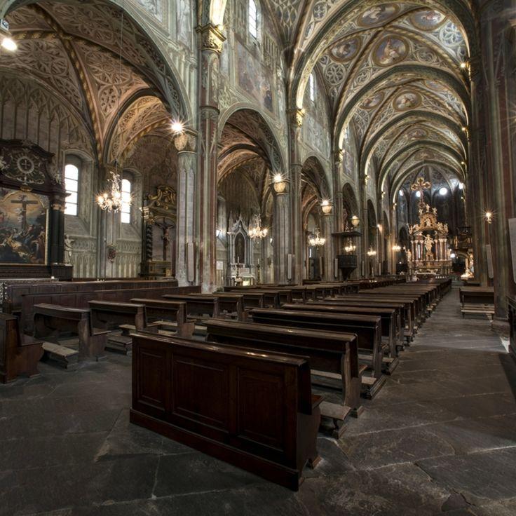 Cattedrale di Maria Vergine Assunta a Saluzzo (Cn) - Info su storia, arte, liturgia e devozione sul sito web del progetto #cittaecattedrali